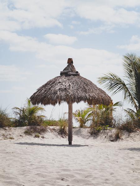 Beach Club shade