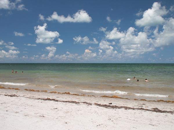 Beach Day Key Biscayne