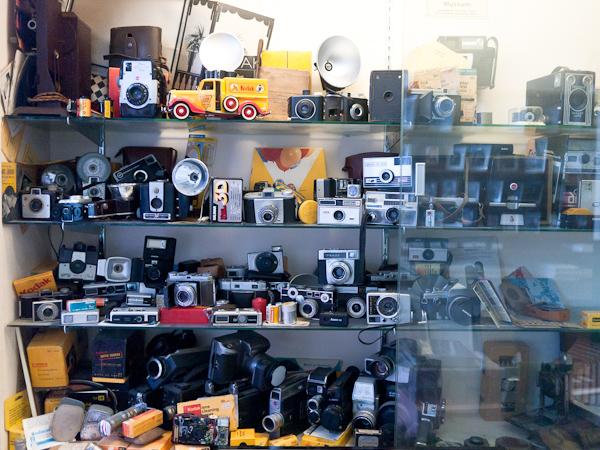 Bristol's Cameras