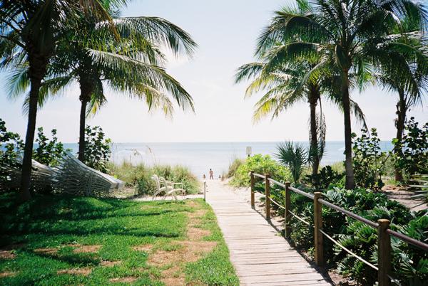 Casa del Mar Beach Access