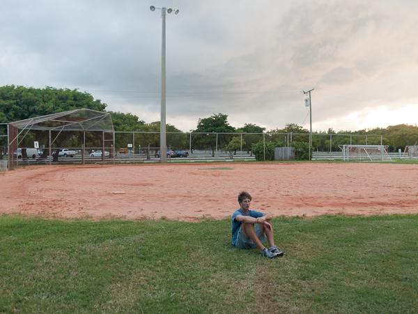 Crandon Baseball Field