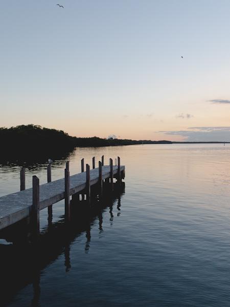 Crandon Dock