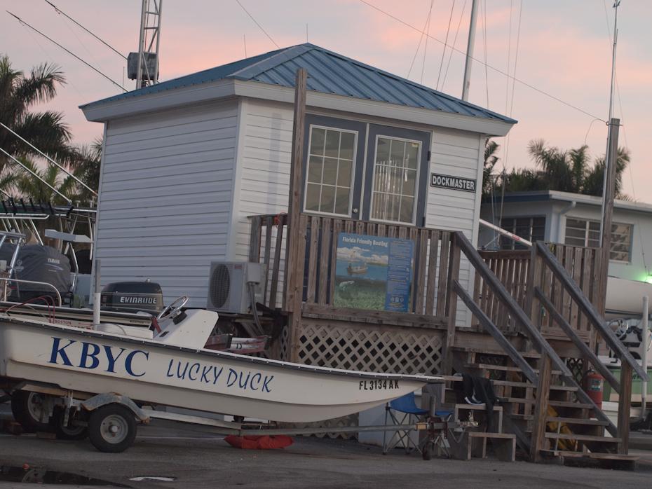 Dockmaster's Office