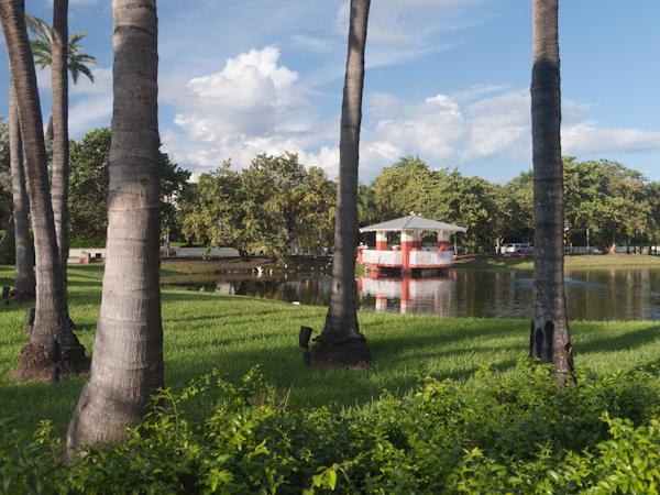 Enid Pond Key Biscayne