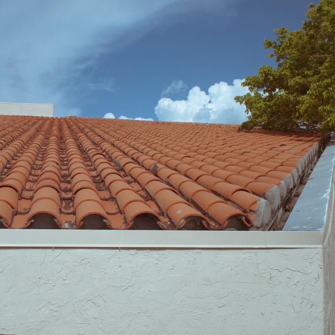 L'Esplanade Roof