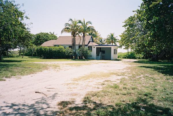 Lifeguard House at Crandon Park