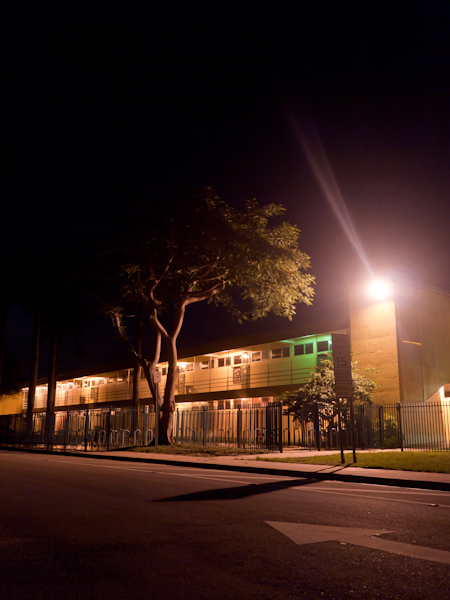Night School Key Biscayne