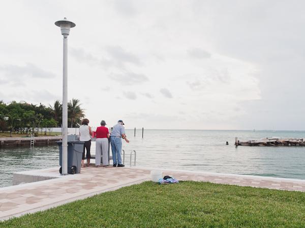 Old Fishermen, new dock