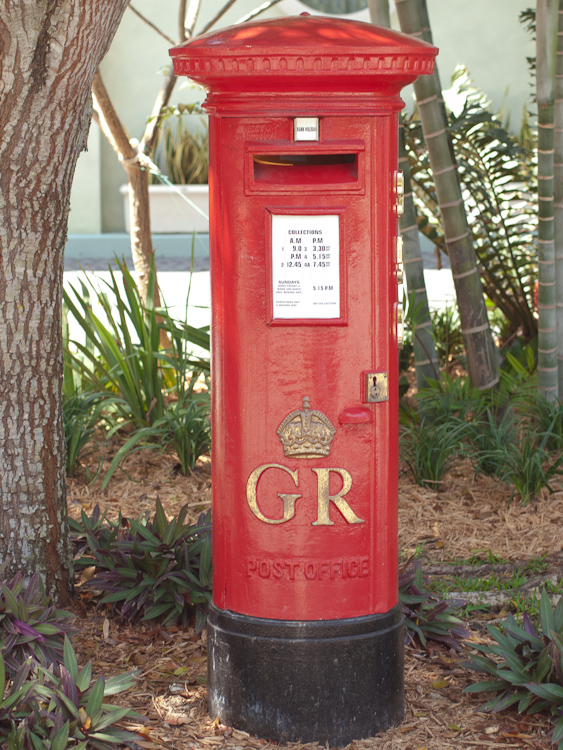 Royal Mail Key Biscayne