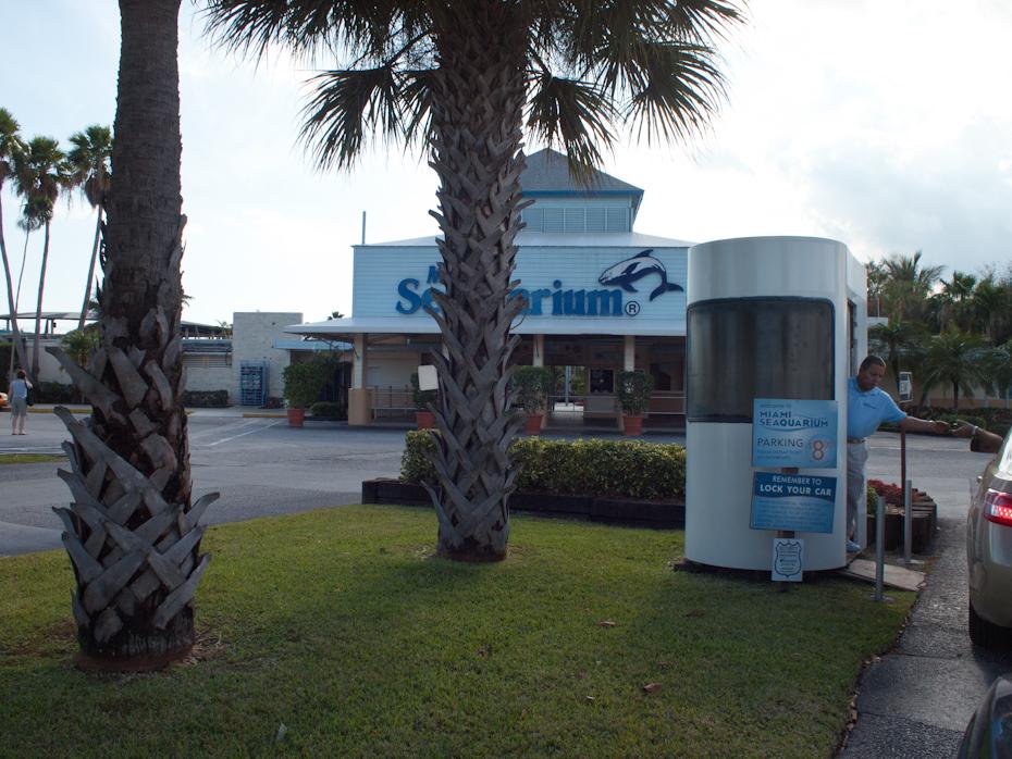 Seaquarium Parking