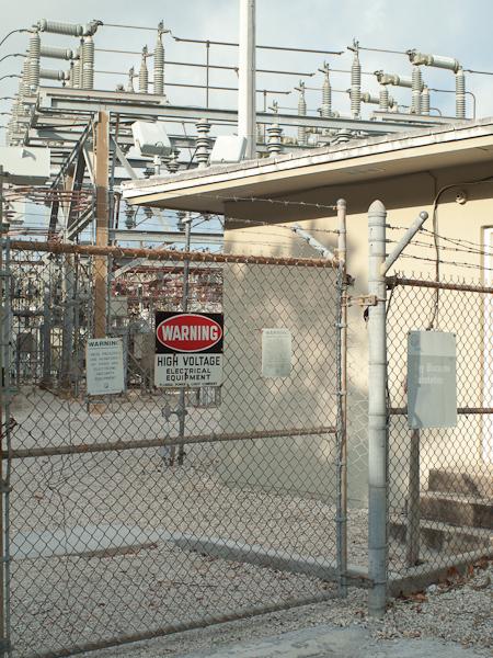 Substation Key Biscayne