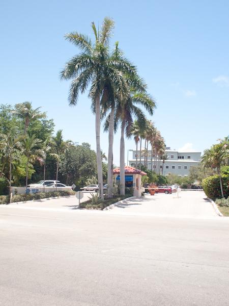 Ocean Village Entrance